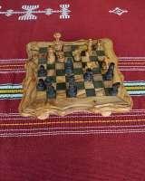 Die Schachbretter - T1 Quadrat 2 Cm