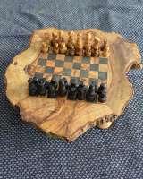 Echiquier Sauvage - T3 carré noir 3 cm