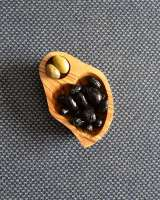 Ravier Spécial - Plat Olive T1